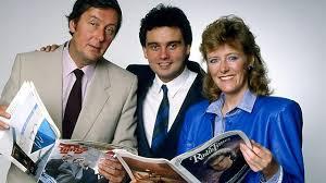 Bob Wellings, Eamonn Holmes, Pattie Coldwell,  Presenters BBC Open Air